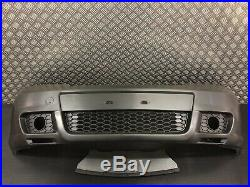 Vauxhall Opel Astra G Mk4 Gsi Front Bumper Gsi Opc Style Sport Abs