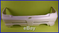 Vauxhall / Opel Astra Mk4/g/ii (gr2) Rear Bumper, Only For Coupe In Stock