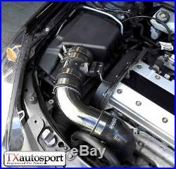 Vauxhall Zafira Astra G MK4 GSI Coupe SRI Turbo AFM Pipe Direct Air Feed Blue